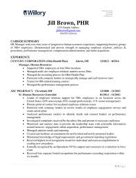 Resume Building Willory