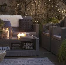 compact garden furniture