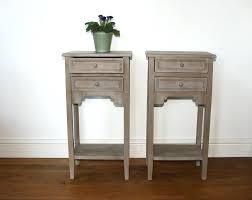 tall night stand dressers and nightstands with drawers narrow black bedside table small round nightstand