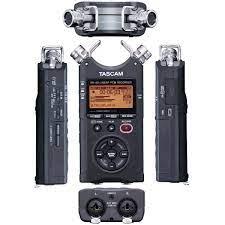 Máy ghi âm Tascam DR40 V2 - Giang Duy Đạt