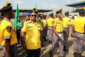 Image result for Traffic Officers In onitsha Anambra