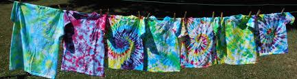 Tie Dye Patterns Interesting Design Ideas
