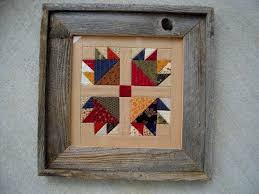 82 best Quilt, framed images on Pinterest | Projects, Crafts and ... & Framed Quilt Block Bears Paw Underground by Sewsouthernquilts Adamdwight.com