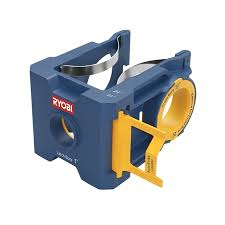 ryobi metal wood door lock installation kit