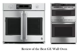 review of the best ge wall oven 2017