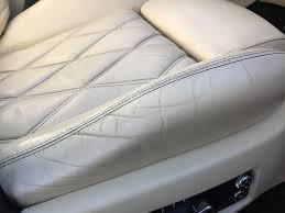 car leather repair renovation restoration before 1