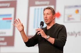 The oracle of Larry Ellison: stuff legends are made of