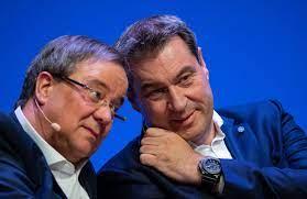 Cabinet söder is the name of any of two cabinets in the german state of bavaria led by markus söder: Spiegel Umfrage Markus Soder Statt Armin Laschet Unionswahler Wollen Wechsel Der Spiegel