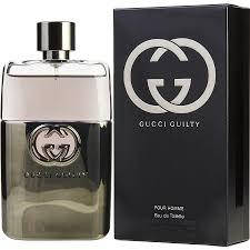 gucci perfume for men. gucci guilty pour homme men eau de toilette spray 3 oz perfume for
