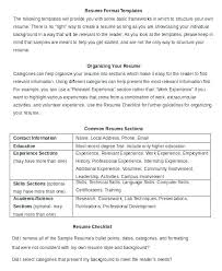 Relevant Experience Resume Enchanting Relevant Work Experience Resume Examples Plus Relevant Experience