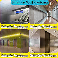 Charming ... Commercial Kitchen Wall Panels Kitchen Wall Panels Stainless Steel ...