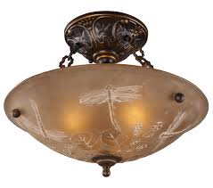 Bedroom Semi Flush Ceiling Lights Elk Lighting 08096 Agb Restoration Semi Flush Ceiling Fixture