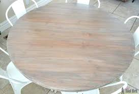 round wood table top home depot round table top home depot you can create a faux industrial crate table solid wood table top home depot