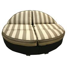 round futon chair cushion astonica 50500095 outdoor patio