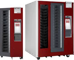 Cutting Tool Vending Machines Simple RoboCrib VX LX AutoCrib EMEA Industrial Vending Solutions