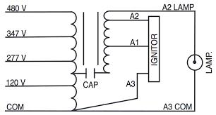 m750 120 277 347 480 ps kit sylvania 47409 metal halide ballast m750 120 277 347 480 ps kit wire diagram