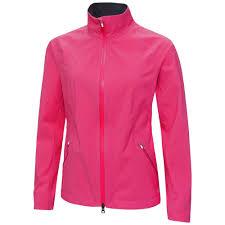 Galvin Green Size Chart Uk Galvin Green Adele Paclite Gore Tex Waterproof Ladies Golf Jacket Azalea