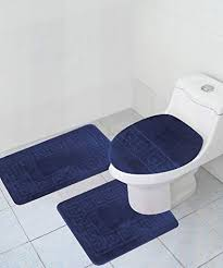 Acs Designer Bathrooms Cool Amazon 48 Piece Bath Rug Set Pattern Bathroom Rug 48x482