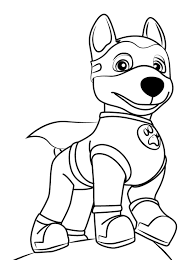 Ricochet off the walls to dodge enemies and grab all the coins. Free Printable Paw Patrol Coloring Pages For Kids