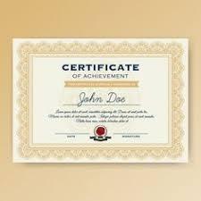 psd certificate template certificate design vectors photos and psd files