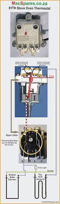 type 591067 81th thermostat 6mm shaft screw mount macspares AC Thermostat Wiring at Capillary Thermostat Wiring Diagram