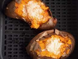 sweet potatoes with hot honey er
