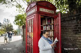"""Résultat de recherche d'images pour """"cabine téléphonique - bibliothèque"""""""