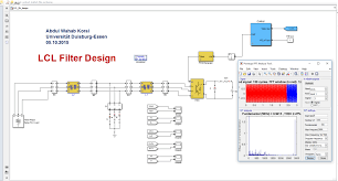 Filter Designer Matlab Lcl Filter Design Inlcuding The Current Control Tuning