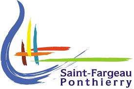 """Résultat de recherche d'images pour """"logo saint fargeau ponthierry"""""""