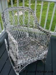 vintage wicker patio furniture. Repainting Old Wicker - My Chairs Look A Lot Like This, And Need It Badly Vintage Patio Furniture N