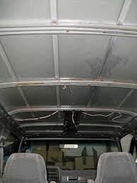 1989 suburban interior build interior tech gmc4x4 suburban headliner stripped jpg