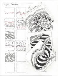 Zentagle Patterns Custom Design Ideas
