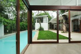 patio with pool. Patio With Pool H
