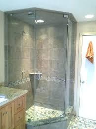 corner shower doors corner shower door shower door installation glass shower enclosure repair corner shower corner