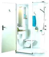 toilet and sink combo shower unit pan for thetford cassette