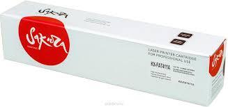 картридж sakura sakxfat411a black для panasonic kx mb1900 kx mb2000 kx mb2020 kx mb2030 kx mb2051 kx mb2061 2000k