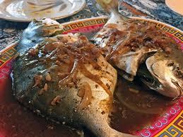Pompano fish recipe ...