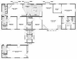 3 Bedroom Modular Home Floor Plans Trends And Double Wide Pictures