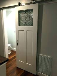 bathroom doors design sliding door fresh stained glass barn designs philippines b