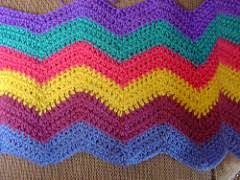 Double Crochet Ripple Afghan Pattern Best Ravelry Easy Ripple Afghan Pattern By SusanB