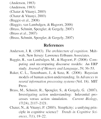 Bibtex Citing With The Apacite Package And Bibliography Style