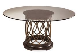 art intrigue round glass top dining table image on excellent round glass table top thick dining inch topper t