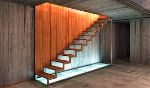 Basement Stair Designs Extraordinary Stair Steps Ideas Basement Stairs Railing And Binarybooksco