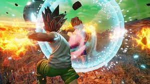 Jump Force Vegeta Dragon Ball Z vs. Gon ...