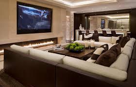 Living Room Theater Design