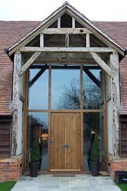 barn front doorTRADITIONAL OAK EXTERIOR DOOR NO1  The West Sussex Antique