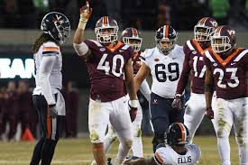 Projecting Virginia Techs 2019 Depth Chart Defense And