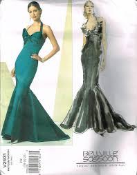 Mermaid Dress Pattern Magnificent Ideas