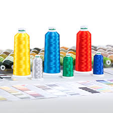 Madeira Thread Color Chart Madeira Usa High Quality Machine Embroidery Thread And