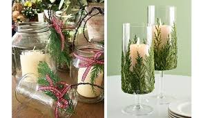 Decorative Things To Put In Glass Jars Decorating With Christmas Glass Jars Adorable Home 7